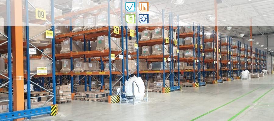 Warehouse Koninklijke Mosa BV